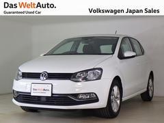 VW ポロTSI コンフォートライン 純正ナビ  当社レンタアップ車両