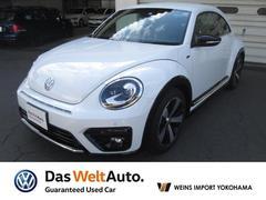 VW ザ・ビートルRライン メーカー保証付 認定中古車