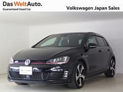 VW ゴルフGTIGTI DCC SSDANVI 認定中古車