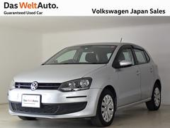 VW ポロコンフォートライン 禁煙 ワンオーナー 認定中古車