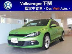 VW シロッコTSI ナビ ETC チルトアップサンルーフ レザーシート