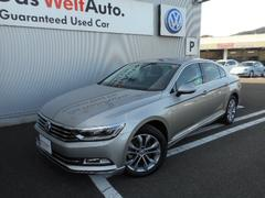 VW パサート TSI Highline BrounLeather