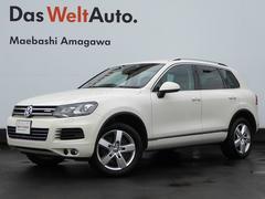 VW トゥアレグHybrid Bluetooth Airsus