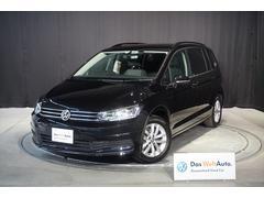 VW ゴルフトゥーランTSI Comfortline ★良質デモカーアップ車★