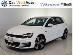 VW ゴルフGTIGTI 受注生産6MT純正ナビ18インチDCCパッケージ