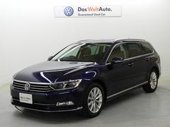 VW パサートヴァリアントTDI Eleganceline 認定中古車 禁煙1オーナー