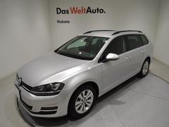 VW ゴルフヴァリアントTSI Comfortline BlueMotion Technology Discover Pro