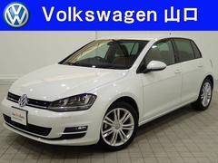 VW ゴルフミラノエディション 限定車 地デジ対応ナビ 前車追従機能