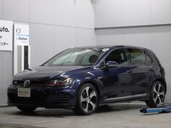 VW ゴルフGTIベースグレード DCC ナビ Rカメラ ETC 認定保証1年