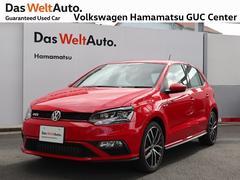 VW ポロGTI1オーナー 禁煙車 純正ナビ バックカメラ 認定中古車