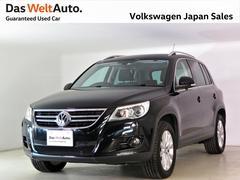 VW ティグアンSport and Style 4MOTION 社外ナビ
