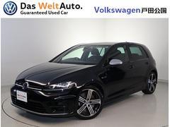 VW ゴルフRR 18インチアルミDCC純正ナビDiscoverPro