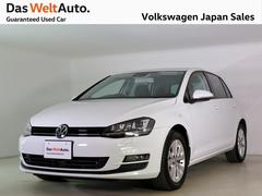 VW ゴルフTSI Comfortline  レンタカーアップ車両