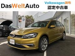 VW ゴルフヴァリアントTSI Highline