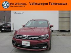 VW ティグアンTSI R−Line NaviBcEtc