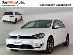 VW ゴルフGTEプラグインハイブリット 禁煙 1オーナー DCC 認定中古車