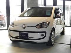 VW アップ!ハイアップ シートヒーター サンルーフ ETC 認定中古車
