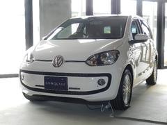 VW アップ!ハイアップ シートヒーター リアカメラ ETC 認定中古車