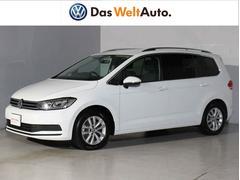 VW ゴルフトゥーランTSI Comfortline Tech Edition