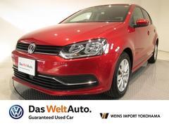 VW ポロ40thエディション メーカー保証付 認定中古車