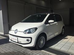 VW アップ!認定中古車 禁煙車 ワンオーナー ドラレコ付