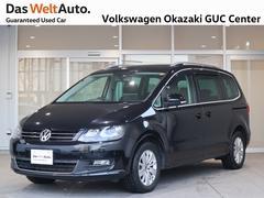 VW シャラン認定中古車 ワンオーナー 純正ナビ付 電動スライドドア付
