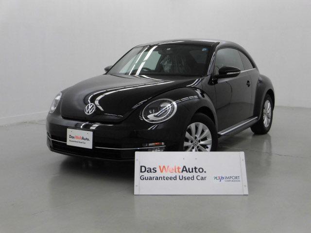 VWザ ビートルが2019年に販売終了! フェンダー製オーディオ搭載 ...