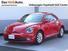 VW ザ・ビートルDesign ベージュシート/内装ベージュ