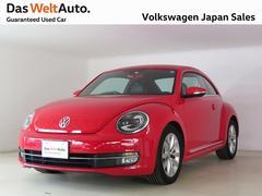 VW ザ・ビートルレザーパッケージ 17AW 禁煙 キセノン VW認定中古車
