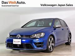 VW ゴルフR4モーション フルレザー内装 リアトラフィックアラート付