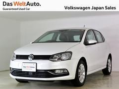 VW ポロTSI コンフォートライン アップG PKG アルカンタラ