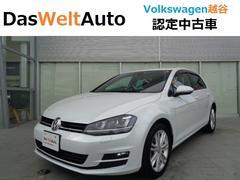 VW ゴルフミラノエディション 250台限定 走行7600k 認定中古車