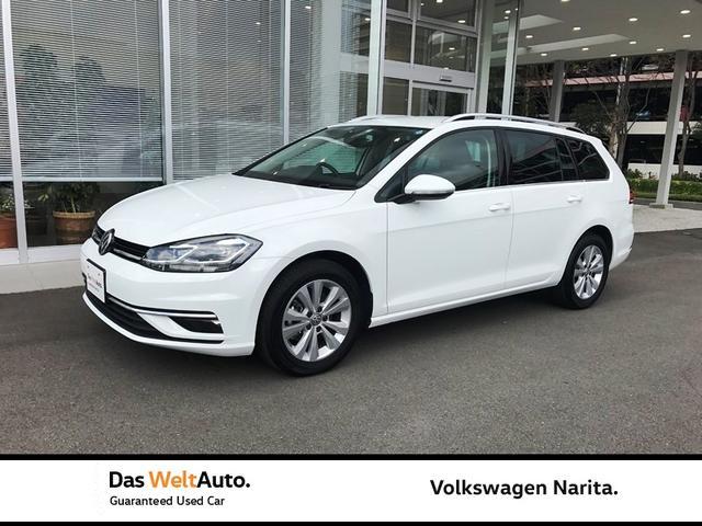 フォルクスワーゲン TSI C/L VW認定中古車  ワンオーナー 禁煙車