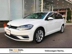 VW ゴルフヴァリアントTSI Highline VW認定中古車 NaviETC