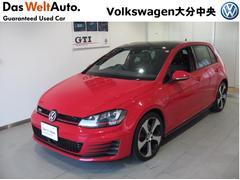 VW ゴルフGTIGTI PANORAMAROOF