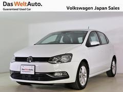VW ポロTSI Comfortline レンタカーアップ SDナビ