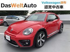 VW ザ・ビートル2.0 R−Line 211ps 18AW後期型 認定中古車
