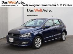 VW ポロハイライン 1オーナー 禁煙車 純正ナビ ETC 認定中古車
