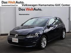 VW ゴルフラウンジ 1オーナー 禁煙車 純正ナビ バックカメラ ETC