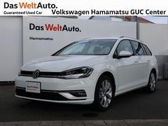 VW ゴルフヴァリアントハイライン 禁煙車 デモカー 純正ナビ バックカメラ