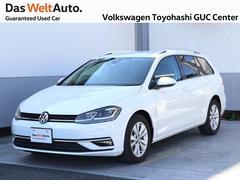 VW ゴルフヴァリアントTSIComfortlineBカメラ・地デジ・追従クルコン