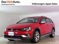 VW ゴルフオールトラックTSI 4MOTIONアップグレードパッケージ ワンオーナー