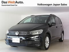 VW ゴルフトゥーランコンフォートライン ディスカバープロ ワンオーナー認定中古車