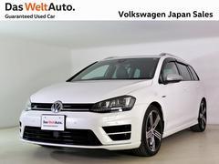 VW ゴルフRヴァリアントR 4モーション フルレザー サンルーフ付