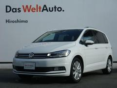 VW ゴルフトゥーランハイライン LEDヘッドライト ACC ETC 認定中古車