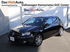 VW ゴルフコンフォートライン 禁煙車 純正ナビ ETC 認定中古車