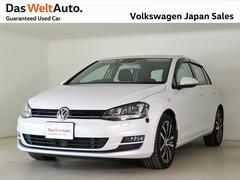 VW ゴルフハイライン DCC ACC 禁煙 ワンオーナー 認定中古車