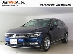 VW パサートヴァリアントTDI ハイライン テクノロジーパッケージ 元社有車