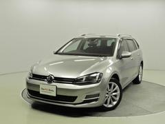 VW ゴルフヴァリアント TSI Highline BlueMotion Technology Discover Pro