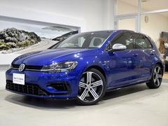 VW ゴルフRR 認定中古車 純正ナビ ETC Bカメラ
